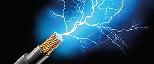 """Logo """"High Voltage Learning"""""""