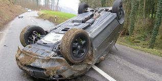 Unfall in Ammerswil - 1