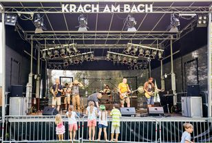Krach am Bach 2018 by Philipp Erkert