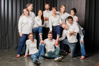 Impro-Theater Konstanz im Out Of Bounds