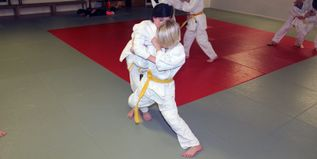 Judotraining - 1