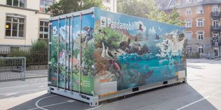 Container WWF Pandamobil
