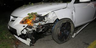 Unfall Rupperswil - 1
