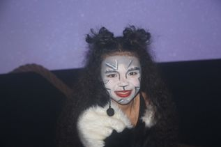 Kinder Theater Storchen Cats