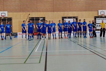 Floorball heiden