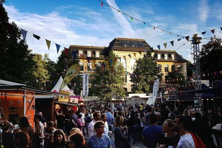 4. Street Food Festival St.Gallen