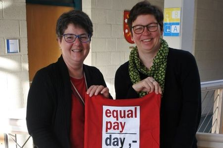 Equal Pay Day - 1