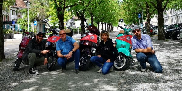 Vespa Friends of Switzerland