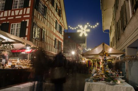 Adventsmarkt Weinfelden