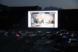 Cinema Drive In Root