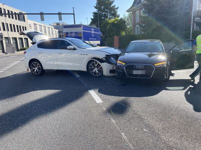 Unfall in Suhr
