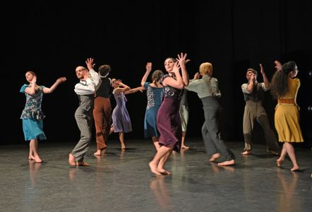 Contemporary Dance ZHdK «With Love from Zurich»