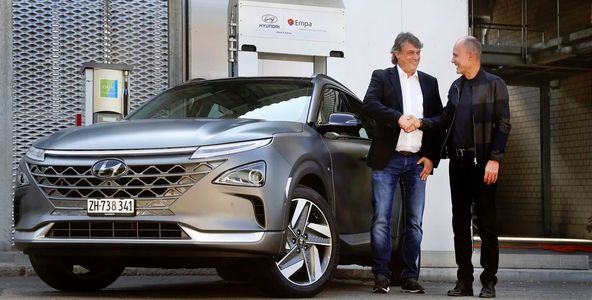 All-New Hyundai NEXO